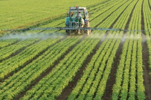 Farming tractor leads to mineral deficiency