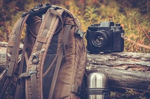 Fine Art Photography: Photo equipment for a day hike