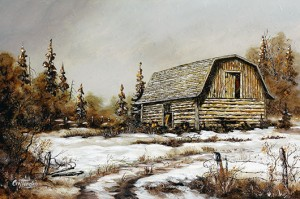 Western Canada: the Silence Speaks of Love