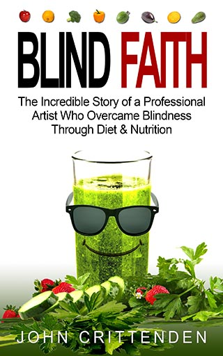 The Premier book for macular degeneration suffers about diet from vitamins to minerals to protein