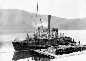 1888 – S.S. Beaver. Archives item#: Bo P354.